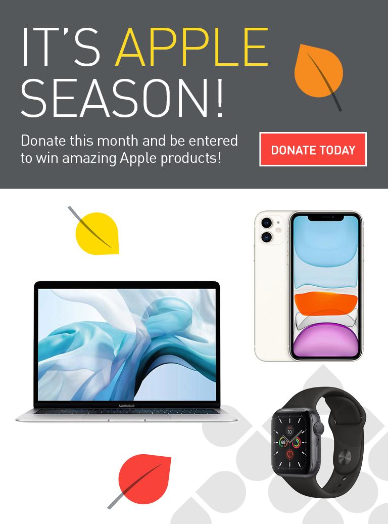 donateapple-homepage-mobile
